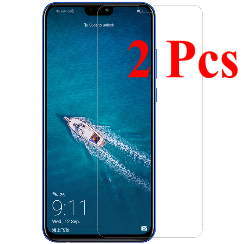 for Huawei Honor 8X JSN-L21 JSN-L42 WIERSS Tempered Glass Screen Protector for Huawei Honor 8X Max Glass Film 2PCS