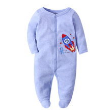 Summer Baby Rompers Spring Newborn Baby Clothes For Girls Boys Long Sleeve Jumpsuit Baby Clothing boy Kids Outfits newborn kids baby rompers i love daddy jumpsuit boys girls romper long sleeve underwear cotton baby boy clothing summer outfits