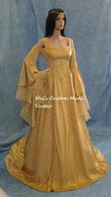 Custom Made Renaissance medieval handfasting fantasy wedding Gown Victorian  Costume d8dca9f5f2a4