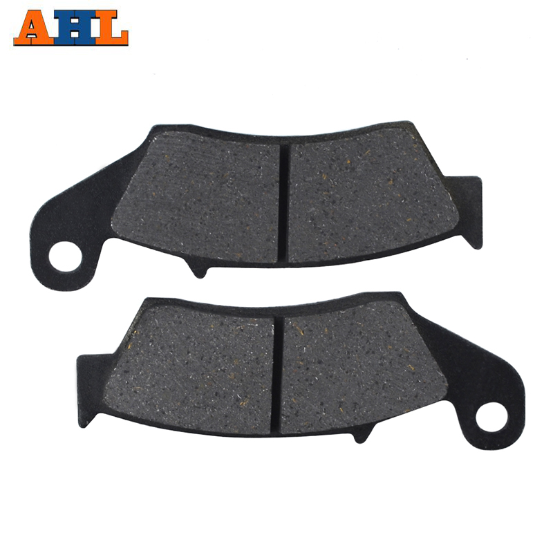 AHL Motorcycle Brake Front Pads For SUZUKI RM RMZ DRZ DR 125 250 350 400 450 650 DIRT BIKE FA185 DR-Z 400 DRZ400 00-09