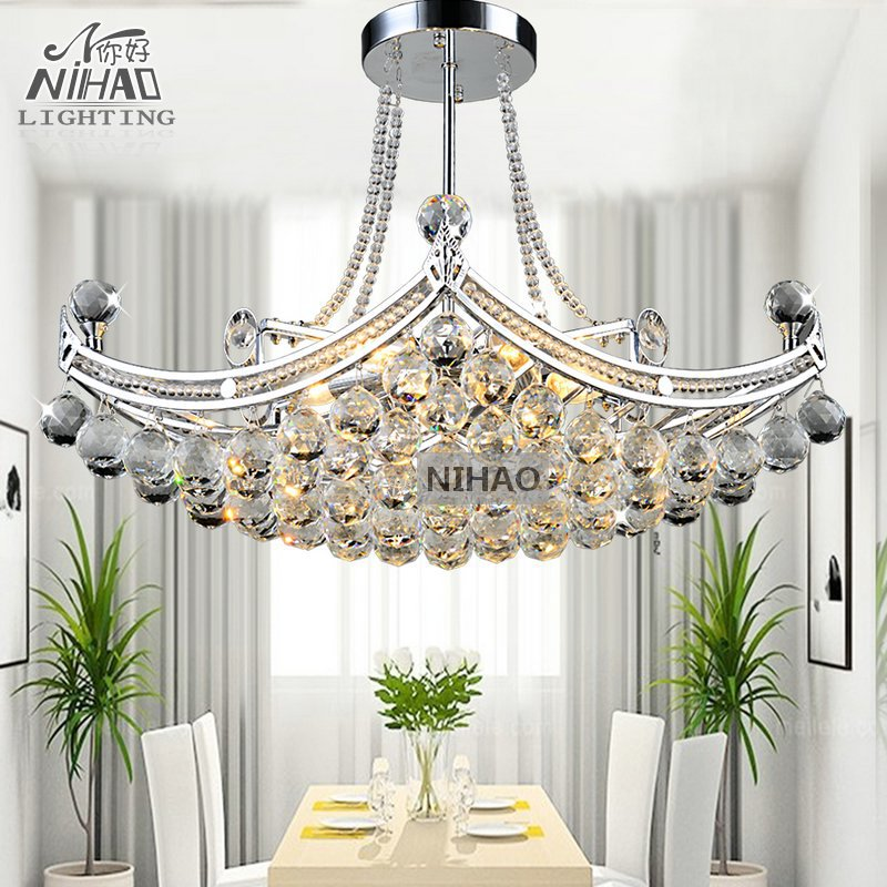 Ceiling Lamp Price: Wholesale Factory Price New Crystal Chandelier Lighting