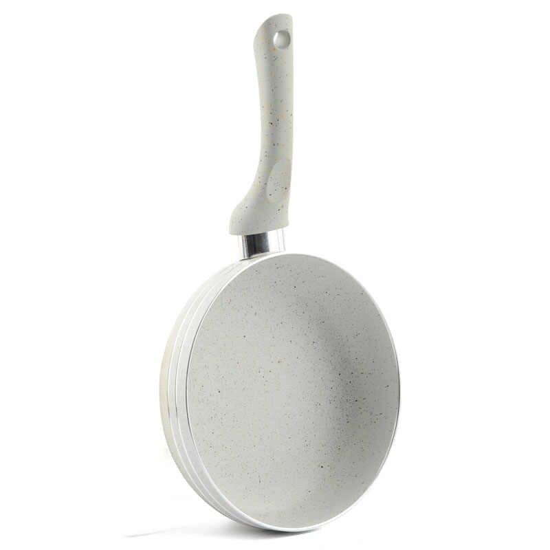 "QueenTime 7 ""/8""/8.5 ""/9.5""/10 ""/11""/12 ""Griddles กระทะย่างมัลติฟังก์ชั่นทำอาหาร Pan ขนาดเล็กอุปกรณ์ห้องครัวใช้สำหรับแก๊ส"