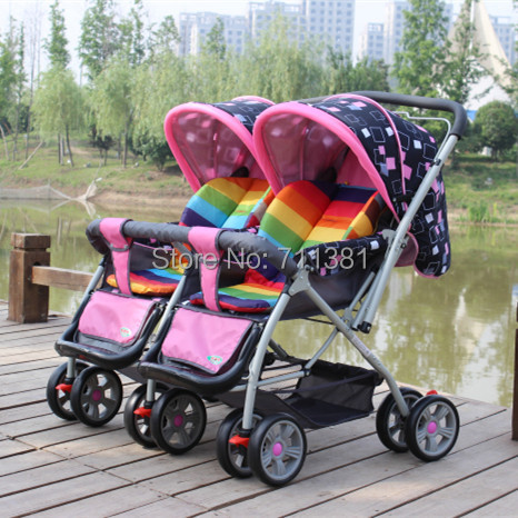 426d888d9 5 Colors Optional Twins Baby Stroller On Sale Baby Car Strollers For ...