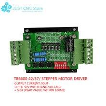 TB6600 Nema 42 52 stepper motor driver 4.5A 12-36v power supply 36v 10a dc power supply switch power supply for laser machine stepper motor