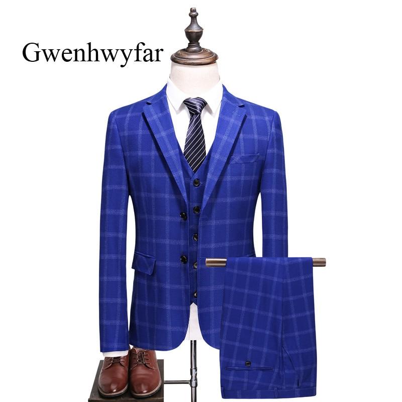 Aliexpress.com : Buy Gwenhwyfar 2018 Costume Homme Slim