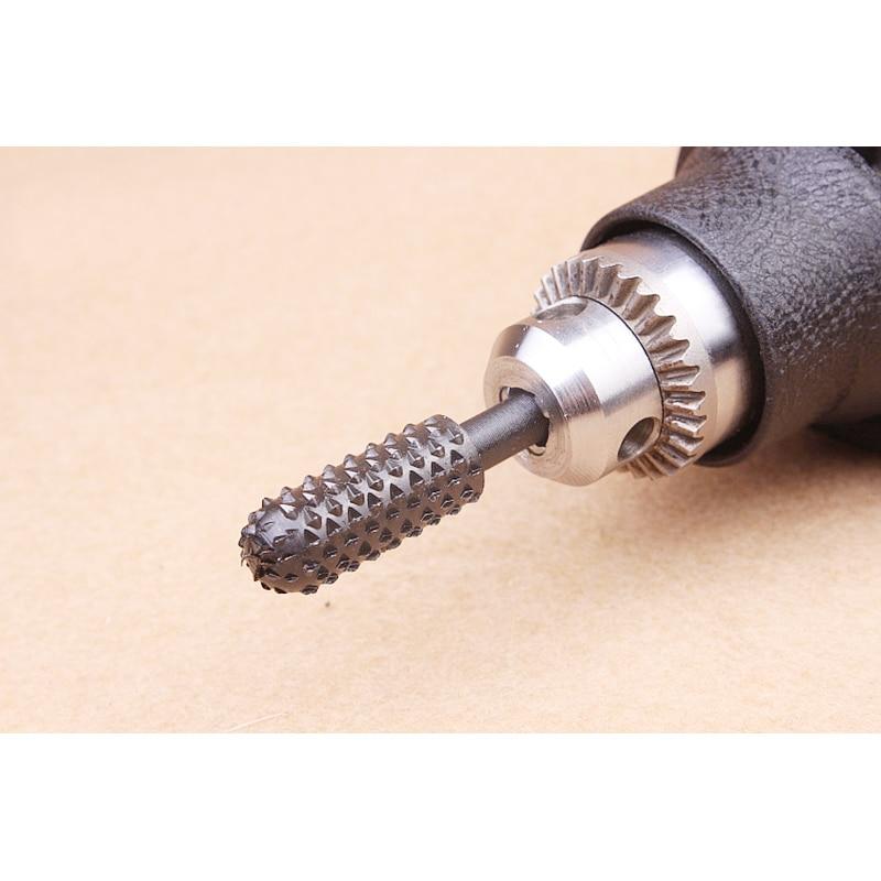 5 piezas herramientas eléctricas hss fresa fresadora conjunto de - Broca - foto 4