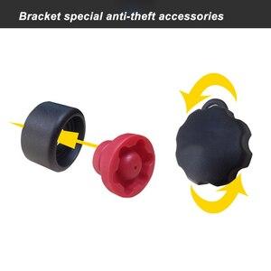 Image 4 - JINSERTA Gemischt Kombination Anti Theft Pin Lock Sicherheit Knob und Schlüssel Knopf für ram mount 1 zoll Durchmesser B größe Arm Buchse