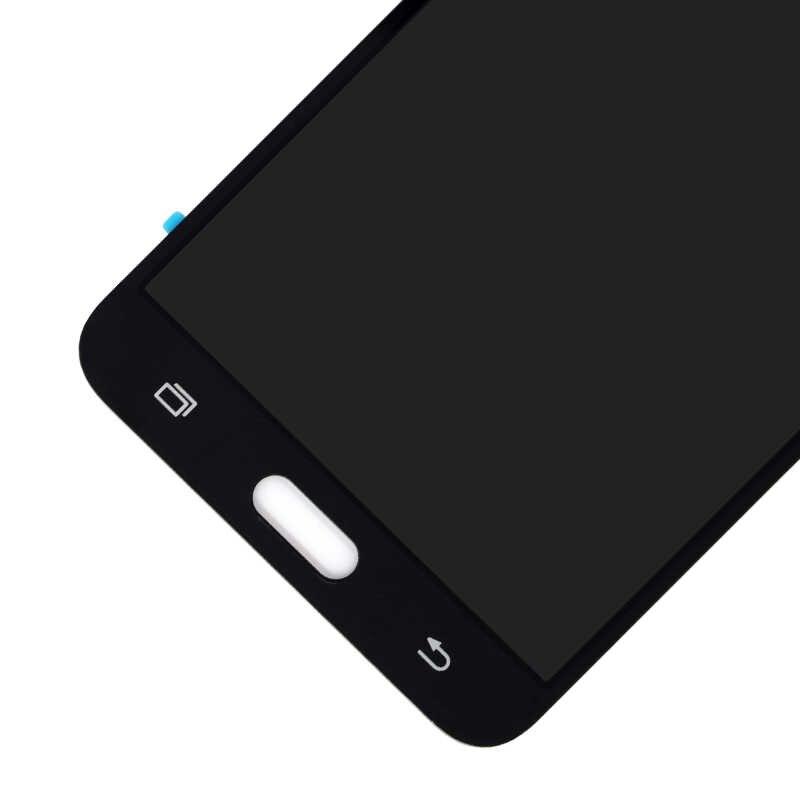 สำหรับ Samsung Galaxy J7 2016 J710 SM-J710F J710M J710H J710FN จอแสดงผล LCD และระบบสัมผัสหน้าจอ Digitizer Assembly Replacement Parts