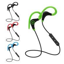 Bluetooth Earphone Sports Wireless Bluetooth4.1 Headset Stereo Headphone Sport Earphone Han