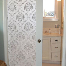 45/60*500cm Static Glue-free Window Glass Film Sticker Frosted Opaque Foil Customized bedroom Home Decoration
