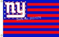 New York Giants USA NFL Premium Team Football Flag NY Hot Sell Goods 3X5FT 150X90CM Banner