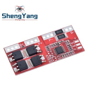 Image 2 - Batteria al litio 4s 30A ad alta corrente agli ioni di litio 18650 modulo scheda di protezione caricabatterie 14.4V 14.8V 16.8V sovraccarico su corto circuito