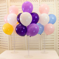70cm High Balloon column base Wedding Decoration Balloon Table Stand Base Wedding Decoration Birthday Party Christmas Halloween