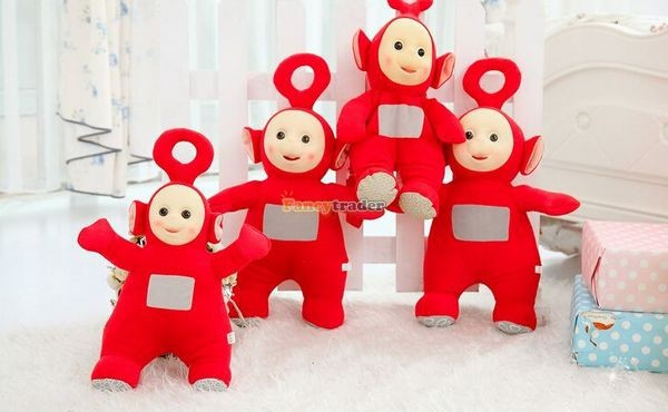 Fancytrader 1 pc 20\'\' 50cm Super Lovely Plush Stuffed  Teletubbies Toy, 4 colors Free Shipping FT50218 (9)