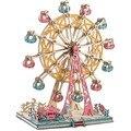 DIY 3D лазерная резка  деревянные колеса обозрения  головоломка  подарок для детей  детские модели  строительные наборы  ручная работа  пазл  иг...