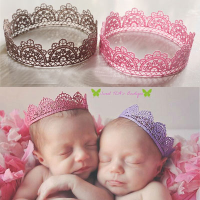 Newborn Photography Props Crown