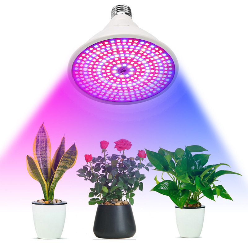 290 LED Full Spectrum Grow Light 8W Red Blue Led Growing Lamp For Hydroponics Flowers Plants Vegetables Dropship