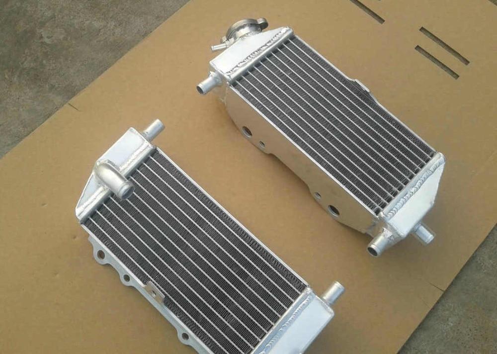 Brand New Aluminum Radiator Set for Kawasaki KX125 KX250 1994-2002 99 00 01 02