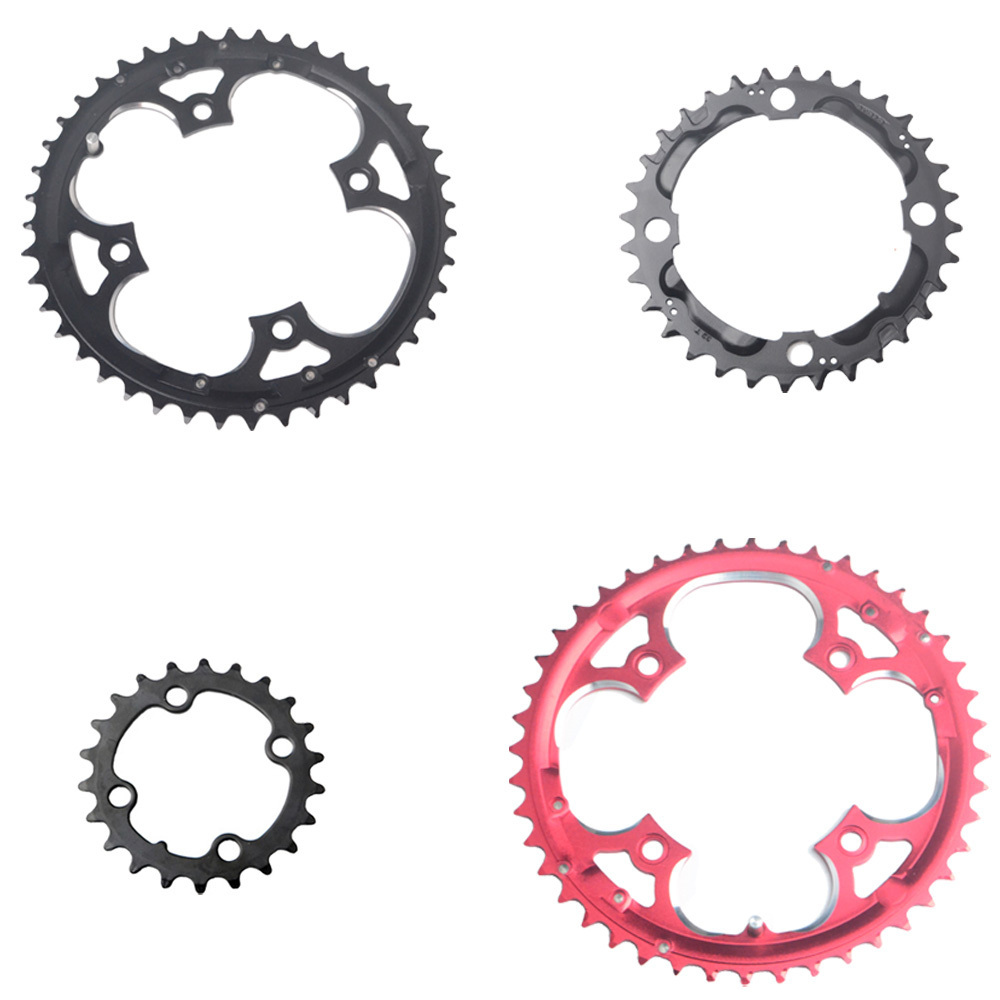 Bicycle Chain Wheel Tooth 22T 32T 42T Road Bike Crank Crankset Plate Disc