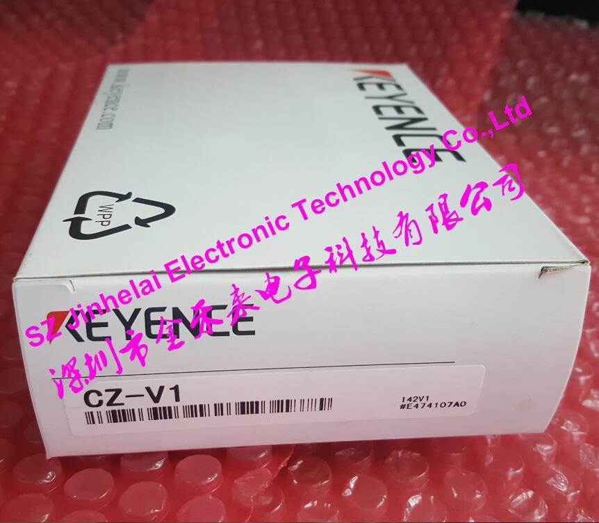 KEYENCE  CZ-V1  Color mark sensor (new and original=$280.00/pcs, 90% new=$210.00/pcs) dhl ems used keyence keyence at 201 tested a2