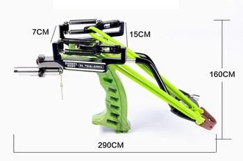 Professional Super Power Slingshots for Hunting Outdoor Slingshots Catapults Rubber Bands