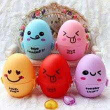 10pcs/lot  Expressions eggs, candy boxes, egg cartons hi creative box gift box.5 colors