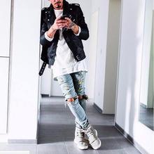 Men's jeans Ripped Jeans For Men