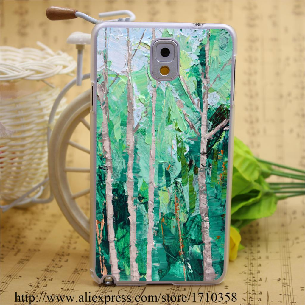 <font><b>into</b></font> <font><b>the</b></font> <font><b>wilderness</b></font> i-817975 Clear Transparent Hard Case Cover for Samsung Galaxy A3 A5 A7 A8 Note 2 3 4 5 Series