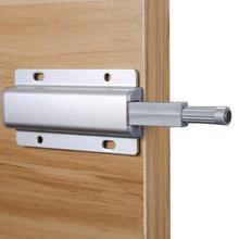 Горячая Распродажа, металлическая защелка для шкафа, дверная сенсорная Стопорная защелка для кухонного шкафа