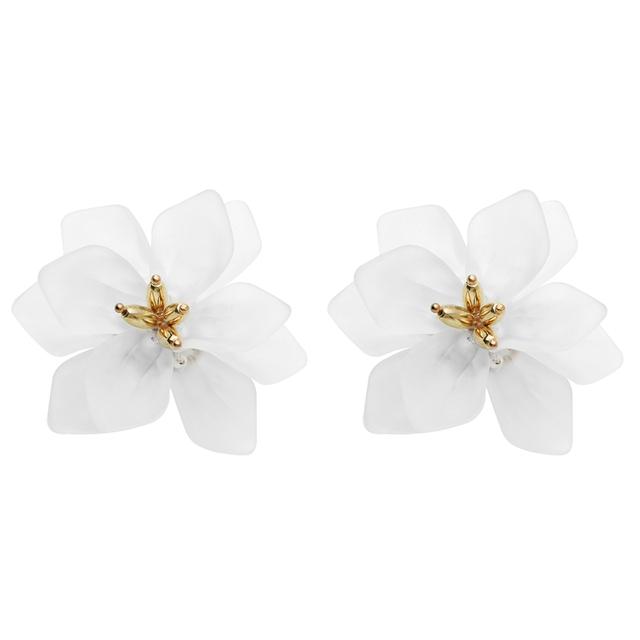 Women's Creative Flower Shaped Earrings
