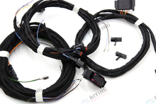 Side Assist lane change Wire/cable/Harness For VW AUDI A6 C7
