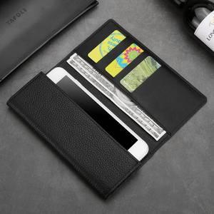 Image 5 - Funda de piel auténtica para Samsung Galaxy S20 Plus, Funda Universal para Samsung S20 S10 Plus, billetera de bolsillo