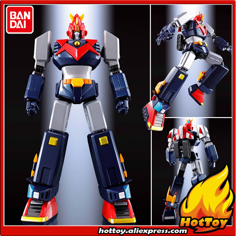 Original BANDAI SPIRITS Soul of Chogokin GX 79 Action Figure Choudenji Machine Voltes V F A