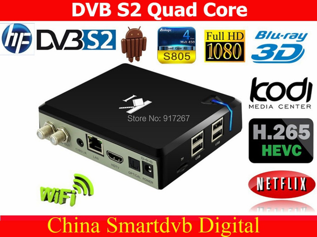 US $86 0 |VENZ K1 Quad Core Android DVB S2 satellite receiver support CCCam  Newcamd Biss 1gb/8gb, fully loaded set top box EU/US/UK Plug-in Set-top