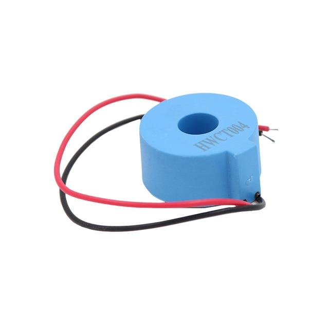 Transformador de corriente de microprecisión, 5unids/lote, HWCT004, 50A/50MA, Sensor de bricolaje SR006