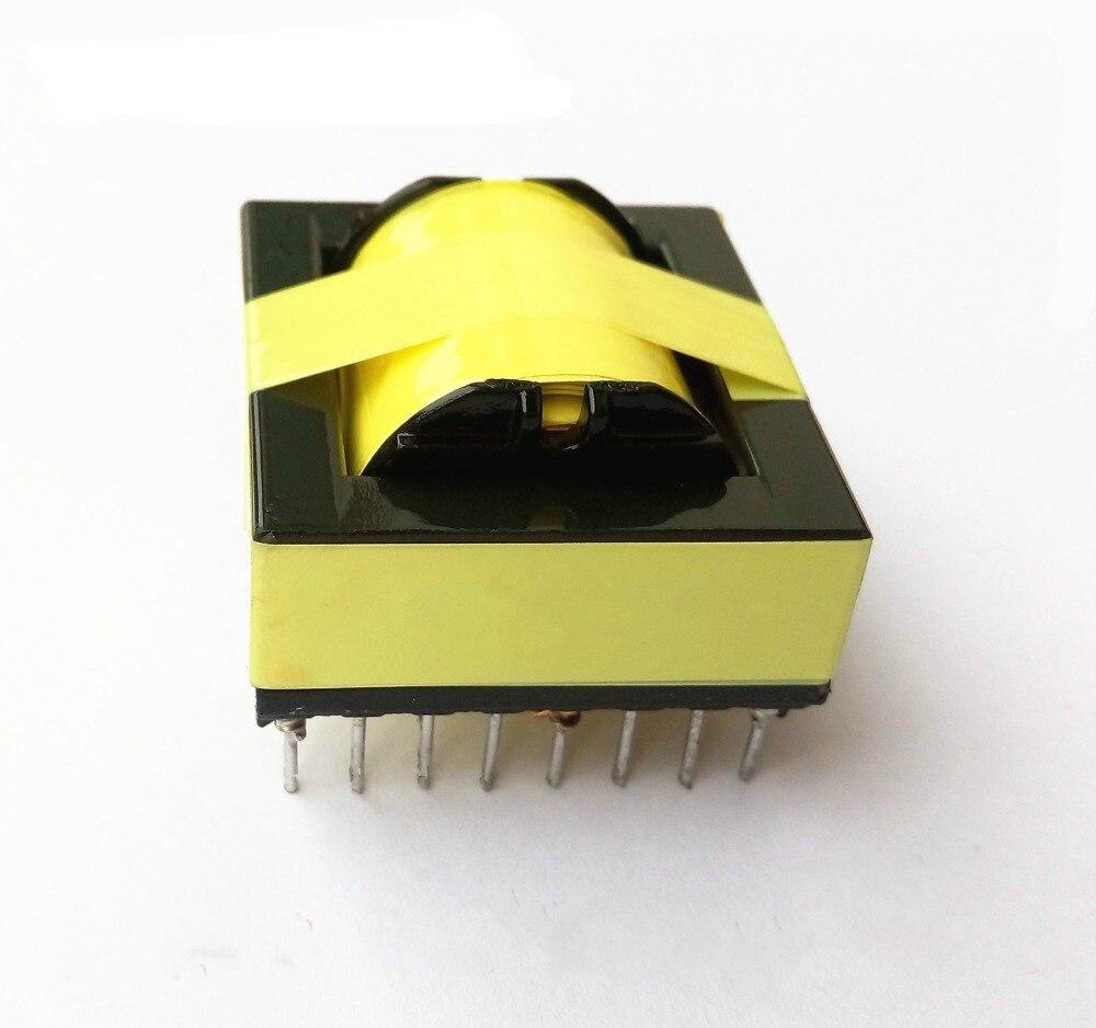 Aiyima Inverter Richiamo EC42/EC4045 6-8 Testa del tubo Orizzontale Striscia di Rame Trasformatore Ad alta frequenzaAiyima Inverter Richiamo EC42/EC4045 6-8 Testa del tubo Orizzontale Striscia di Rame Trasformatore Ad alta frequenza
