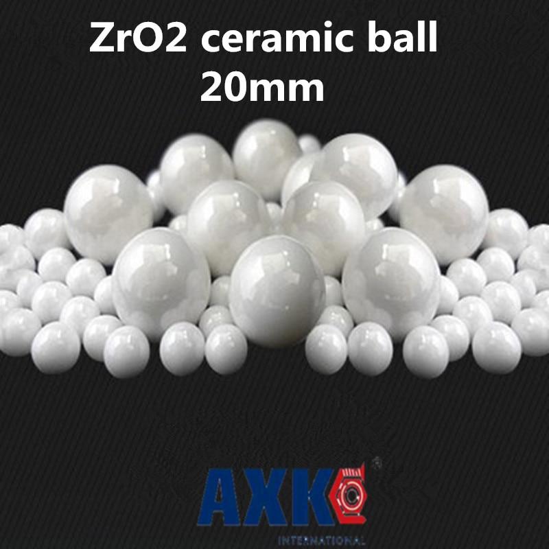 20mm Zro2 Ceramic Balls Zirconia Balls Used In Bearing/pump/linear Slider/valvs Balls G10 17 46250 mm 22 32 si3n4 ceramic balls silicon nitride balls used in bearing pump linear slider valvs balls