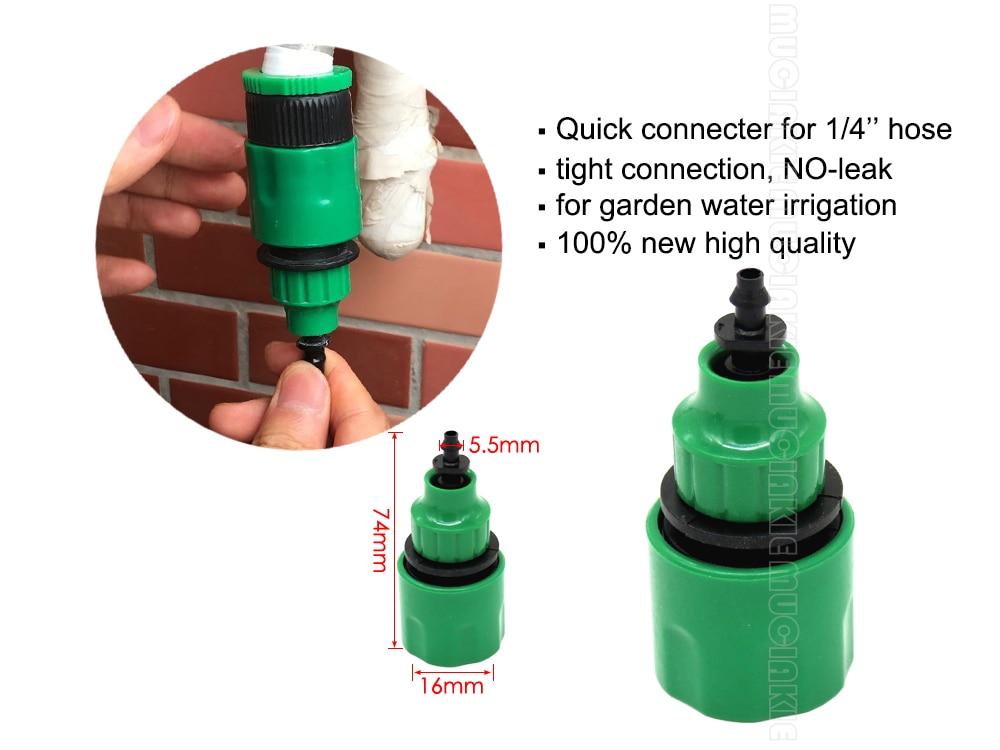 HTB1 U qKv1TBuNjy0Fjq6yjyXXaQ MUCIAKIE 50M-5M DIY Drip Irrigation System Automatic Watering Garden Hose Micro Drip Watering Kits with Adjustable Drippers