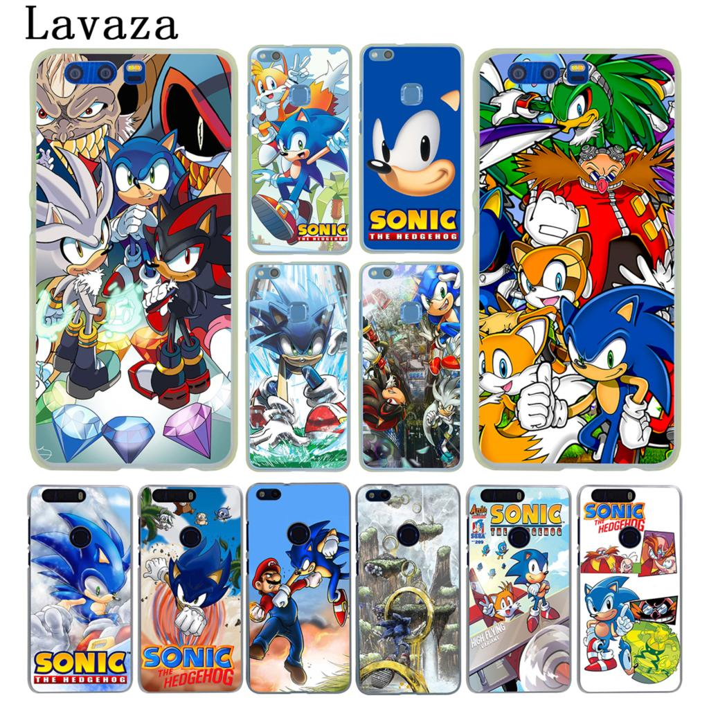 Lavaza Sonic The Hedgehog Series Hard Case For Huawei Y9 Y7 Prime 2018 2019 Honor 20 10 8 8a 8x 9x 9 Lite 7c 7x 7a Pro Phone Cases Case For Huaweicase Series Aliexpress