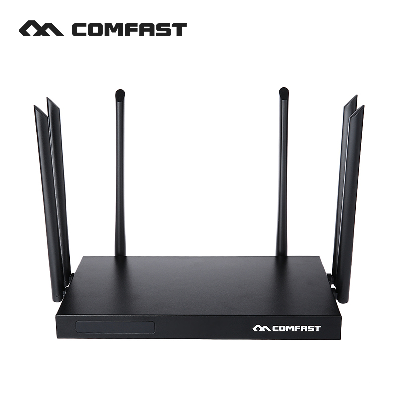 COMFAST WIFI Router 1750 Mbps Dual Band 2,4G/5G access point usb-ladegerät wifi...