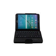 Para Samsung Galaxy Tab caso s2 8.0 T710 T715 Extraíble cubierta Del Teclado Inalámbrico Bluetooth para samsung galaxy tab sm-T710 SM-T715