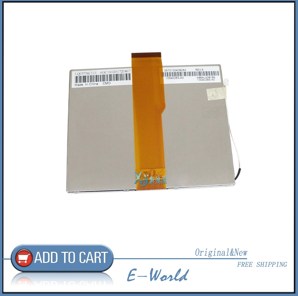 Original 5.7inch LCD screen LQ057AC111 free shippingOriginal 5.7inch LCD screen LQ057AC111 free shipping