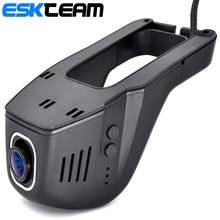 Cámara del coche DVR Grabador de Vídeo Universal Ocultos Dvr Dashcam Novatek 96658 Wireless WiFi APP Manipulación Full HD 1080 p Dash Cam
