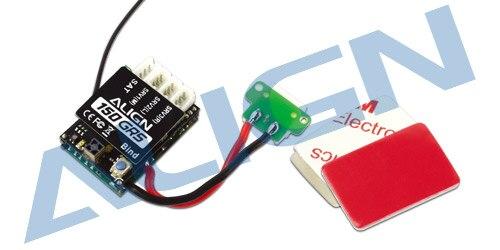 Alinear el juego de sistema de trex 150GRS Flybarless HEG15004 Trex 150 piezas de repuesto envío gratis con seguimiento-in Partes y accesorios from Juguetes y pasatiempos    1