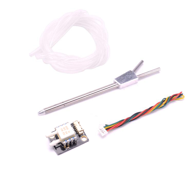 1set Pixhawk Differential Airspeed Pitot Tube + Pitot Tube Airspeed Sensor for Pixhawk PX4 Flight Controller board new update ardupilot arduplane airspeed sensor kit with pilot tube mpxv7002 for apm 2 5 2 6