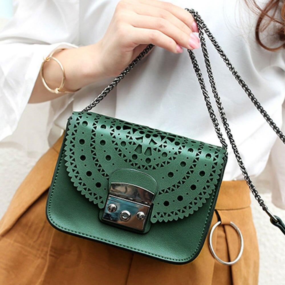 Flap Donne Feminina green Bag Fuori Borse Modo Sacchetto Women Bag white Il Scava Di Black pink Piccolo Bag Tote Handbag Messenger Bag Designer Delle A1278 Spalla Bolsas gBqzxT