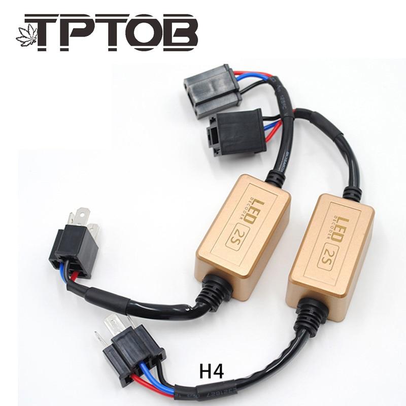 tptob error free canbus decoder for led car bulb headlight. Black Bedroom Furniture Sets. Home Design Ideas