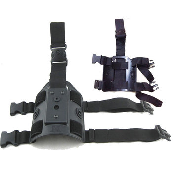 Rotates 360 Tactical Polymer Holsters for IMI Holster Military Drop Leg Holsters Airsoft Rotary Leg Panel Magazine Carrier фото