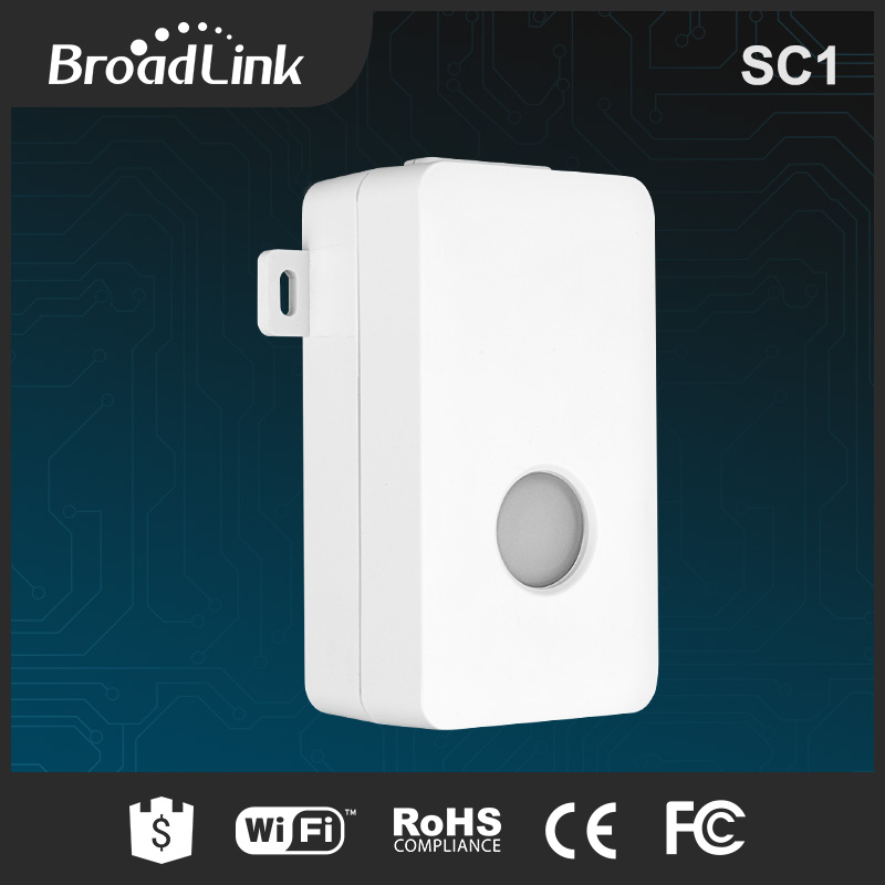 Broadlink SC1 Wifi Controller Smart Home Automation Modules IOS Android Phone APP Wireless Wifi Remote Controlled Switch100-250V