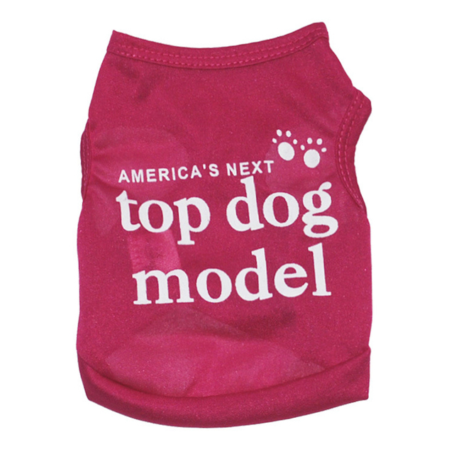 Service Dog Sports Jersey Top Dog Model Cool Summer Breathable Dog Vest Shirts Puppy Sportswear Pet Clothes Chihuahua Dachshund